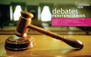 debates - Centro de Estudios en Seguridad Ciudadana ...