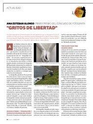 Ana Esteban Alonso, primer premio del Concurso de Fotografía ...