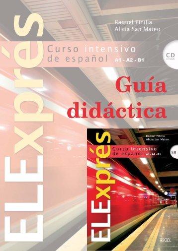 Elexprés Curso Intensivo de Español - SGEL