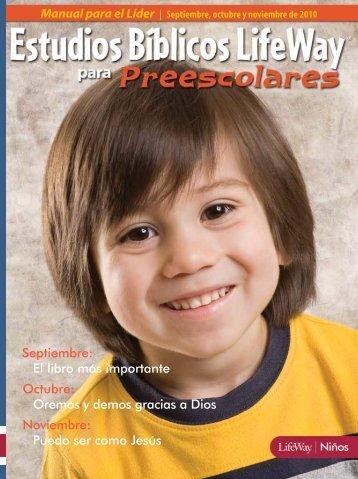 Septiembre: El libro más importante Octubre: Oremos y ... - LifeWay