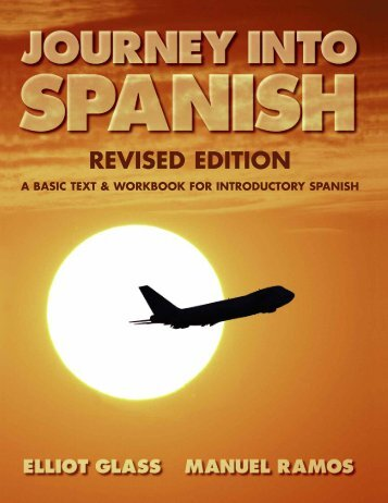 Journey Into Spanish Introductory material - Crossroads Video