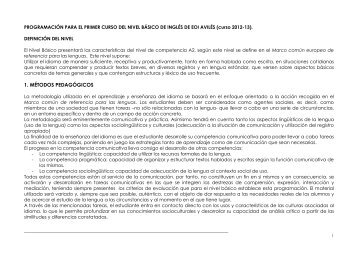 Primer Curso del Nivel Básico_2012_13.pdf - Escuela Oficial de ...