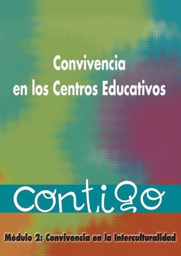 Modulo II Convivencia Intercultural - Portal de Convivencia en ...