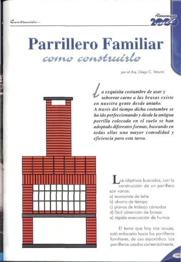 Parrillero Familiar - Banco de Seguros del Estado