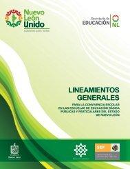 Lineamientos generales para la convivencia escolar - Gobierno del ...