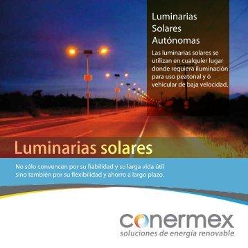 LUMINARIAS CONERMEX 2012 copy