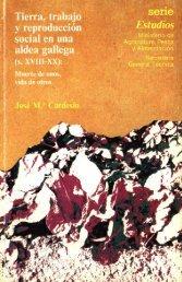 libro completo (PDF) - Ministerio de Agricultura, Alimentación y ...