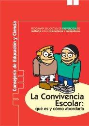 La Convivencia Escolar: qué es y cómo abordarla - Educación en ...