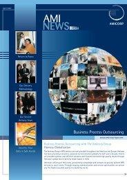 AMI NEWS - Amicorp