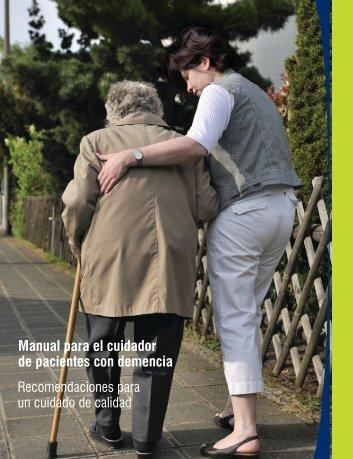 Manual para el cuidador de pacientes con demencia - Logicortex