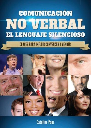 ¿Por qué es importante la comunicación no verbal ... - Catalina Pons