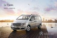 Descargar el catálogo de la Viano (PDF) - Mercedes-Benz México