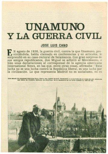 UNAMUNO - Gredos