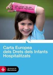 Carta Europea dels Drets dels Infants Hospitalitzats - Ajuntament de ...