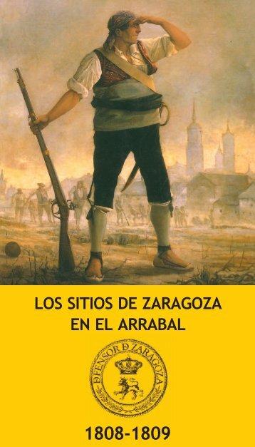 00 Revista Arrabal - Asociación Cultural Los Sitios de Zaragoza