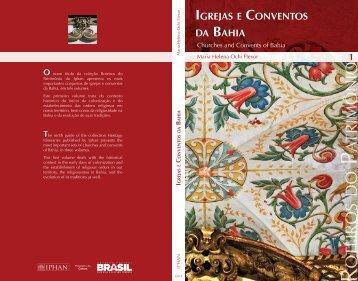 Igrejas e Conventos da Bahia - Monumenta