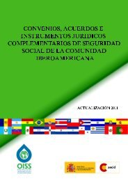 convenios, acuerdos e instrumentos juridicos complementarios