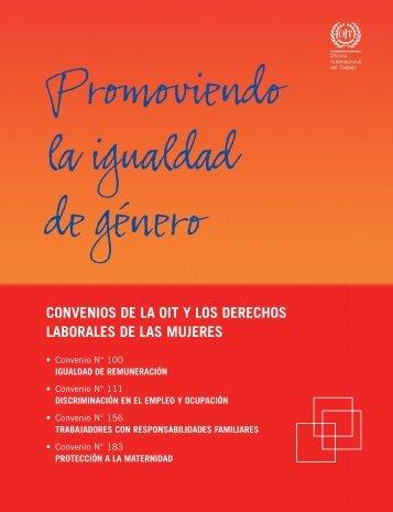 convenios de la oit y los derechos laborales de las mujeres