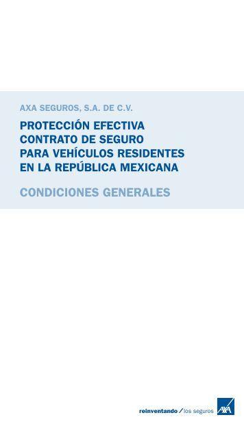 Protección Efectiva - AXA México