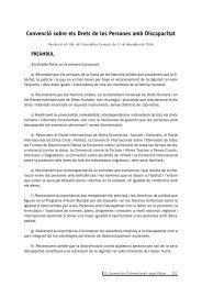 Convenció sobre els drets de les persones amb discapacitat - ANUE