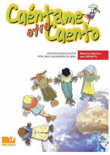 Cuaderno Didáctico Infantil - Solidaridad Don Bosco