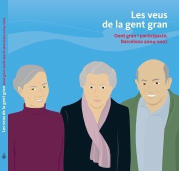 [ pdf ] II Convenció Les veus de la gent gran 2004 - 2007