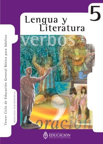 Lengua Nivel V - Región Educativa 11