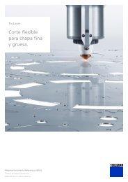 TruLaser: Corte flexible para chapa fina y gruesa - Interempresas