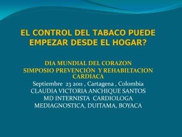 el control del tabaco puede empezar desde el hogar? - Fundación ...