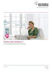 REHAU EURO-DESIGN 70 - Casas-steel.com