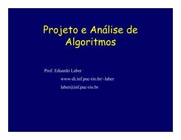 (Microsoft PowerPoint - 1-Introdu\347\343o) - PUC-Rio