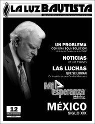 un problema - Convención Regional Bautista Norte de Chihuahua