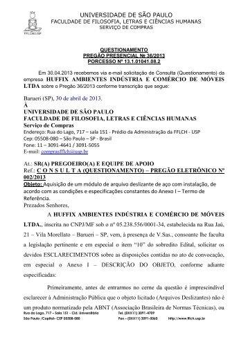 Questionamento RESPOSTA PP362013.pdf - USP