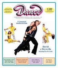 Ed. 134 - Agenda da Dança de Salão