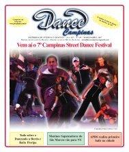 Ed. 09 Campinas - Mar/2007 - Agenda da Dança de Salão