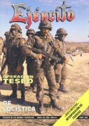 Nº 650 1994 Abril - Portal de Cultura de Defensa - Ministerio de ...