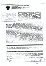 contrato 22101 37 2012 - Ministério da Agricultura, Pecuária e ...