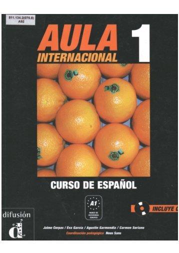 aula internacional 1