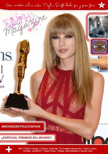 Descarga Sparkly Magazine nº14 - Taylor Swift Spain