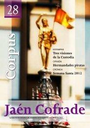 Jaén Cofrade 28 - Agrupación de cofradías y hermandades de Jaén