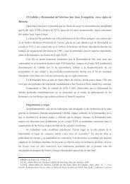 Artículo Mariano Caballero Almonacid - San Juan Evangelista