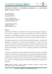 COGNICIÓN CUÁNTICA. EL APRENDIZAJE EMOCIONAL Y LA ...