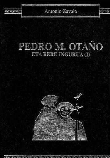 Pedro María Otaño eta bere ingurua - Euskaltzaindia
