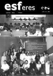 Revista ESFeres, num. 29, juliol 2002 - Enginyeria Sense Fronteres