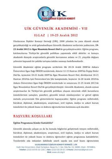 Ga duyuru 2012