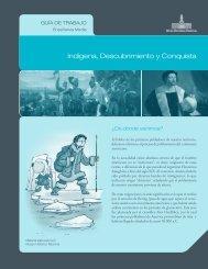 Indígena, Descubrimiento y Conquista - Dibam