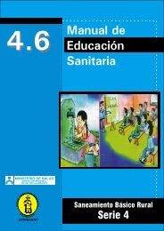 Manual de Educación Sanitaria - BVS Minsa - Ministerio de Salud