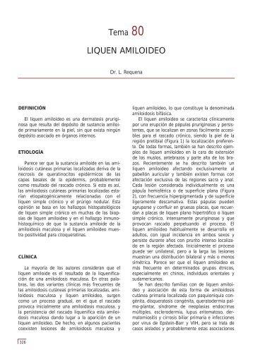 Dr. L. Requena - e-dermatosis.com