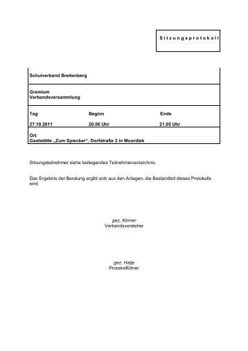 E inladung - Amt Breitenburg