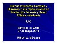 Virus Influenza A/(H1N1) - FAO